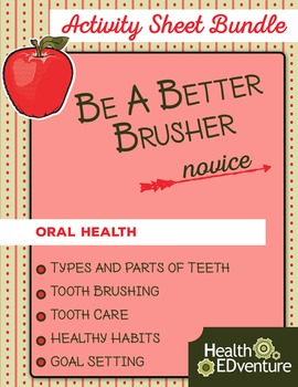 Dental Health Bundle - Be a Better Brusher