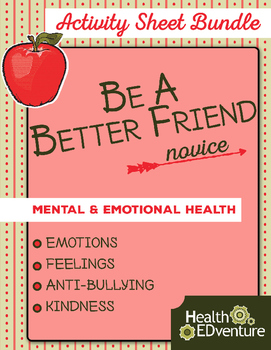 Be a Better Friend Bundle