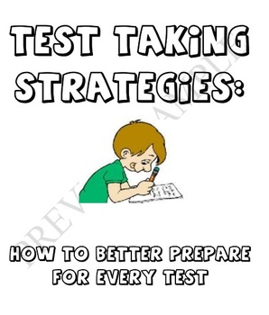 Be a Better Test-Taker: Strategies of Success