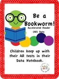 Be a Book Worm-Accelerated Reader Test Data Sheet