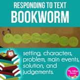 Be a Bookworm... Read! Craftivity