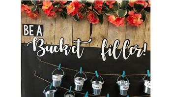 Be a Bucket Filler Sign!