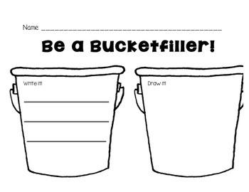 Be a Bucketfiller!