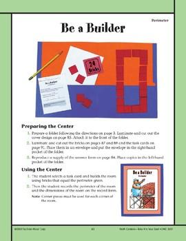 Be a Builder (Perimeter)