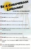 Be a Chromebook Lifeguard Poster