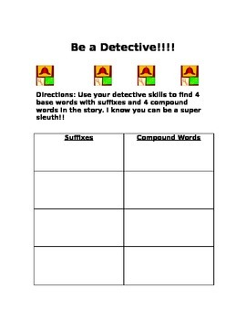Be a Detective!