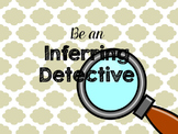 Be a Detective - Making Inferences Complete Lesson Plan