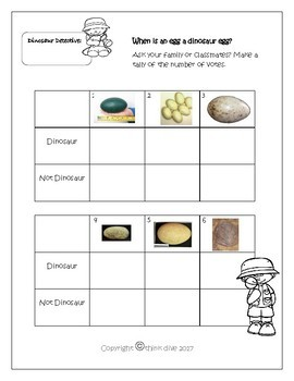 Be a Dinosaur Detective - STEAM, Biomimimicy