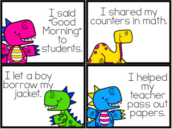 Be a FRIENDLY-Saurus...Not a Bully Rex!