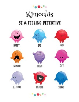 Be a Feeling Detective with Kimochis!