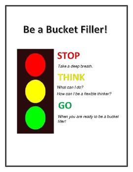 Be a Flexible Bucket Filler!