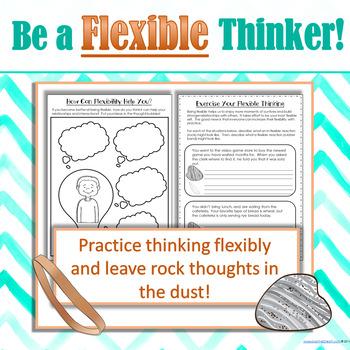 Flexible Thinking Teaching Resources Teachers Pay Teachers