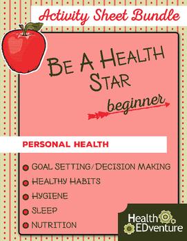 Be a Health Star -  Bundle (K-1)