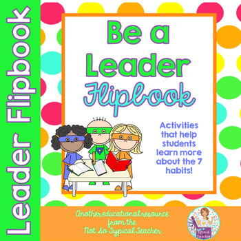 Be a Leader Flipbook