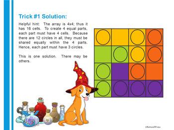 CRITICAL THINKING: Be a Math Magician