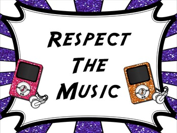 Be a Music Room Rock Star - Posters & jpgs