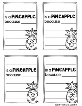 Be a Pineapple: Bulletin Board & Positive Behavior Student Recognition