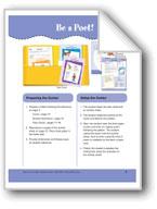 Be a Poet! (File Folder Center)