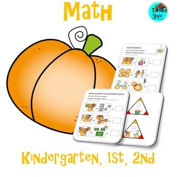 Be a Pumpkin Detective Math