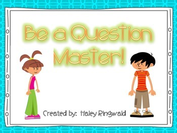 Be a Question Master!