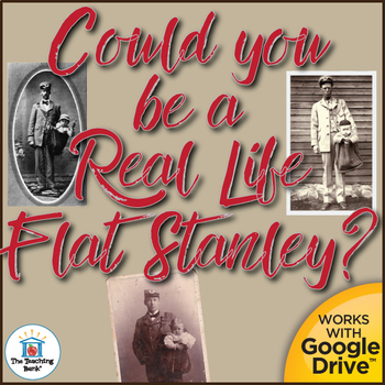 Flat Stanley Informational Reading Math and Writing Activity