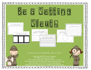 Be a Setting Sleuth