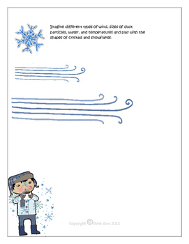 Be a Snowflake Detective:  Sparkling Crystal Fun & Facts