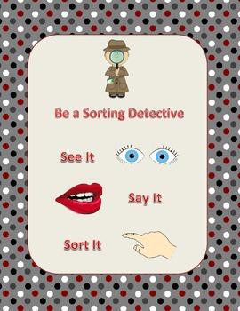 Sorting Detective