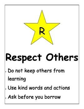 Be a Super STAR Rules