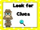 """Reading Street: """"Be a Super Sleuth"""" Reading Clues"""