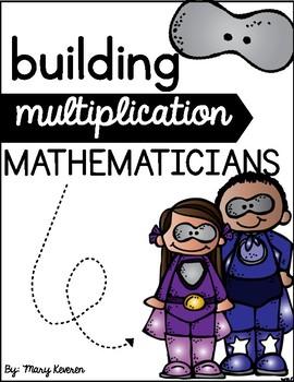 Superhero Mathematicians