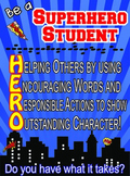 Be a Superhero Student