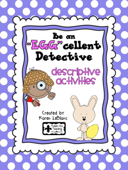 Be an 'EGG'cellent Detective