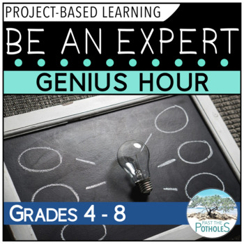 Be an Expert project (Genius Hour, Passion Project)