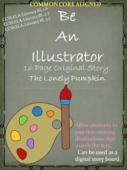 Illustrate: Digital or Paper Story