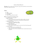 Be an Infectious Disease Detective Summative Assessment