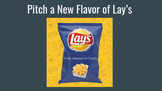 Be an Innovator - Creating a New Potato Chip Flavor for th