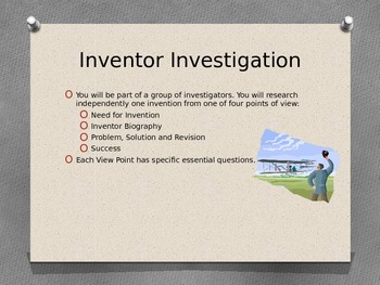 Be an Inventor PBL