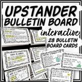 Upstander Interactive Bulletin Board and Activities