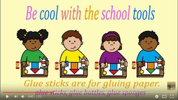 Be cool with the school tools