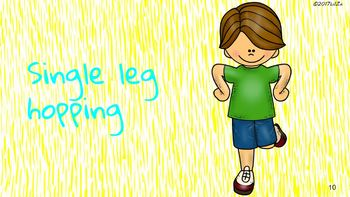 Be quick, be fit! 2 Times Table practice FREEBIE