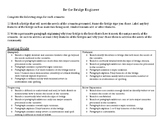 Be the Bridge Engineer - Authentic Assessment for Bridge T