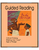 Be the Change - A Grandfather Gandhi Story - Guided Reading