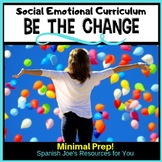 Be the Change: Social Emotional Learning Activities for Teens