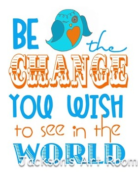 Be the Change with Owl