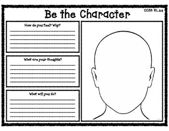 Be the Character: Traits, Feelings, Thoughts, and Actions