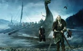 Be the First European to Set Foot in North America ~ a Viking Vocabulary Race