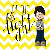 Be the Light Devotion for Children