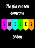 Be the Reason...