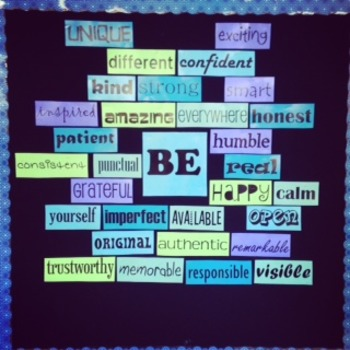 Be you Bulletin Board